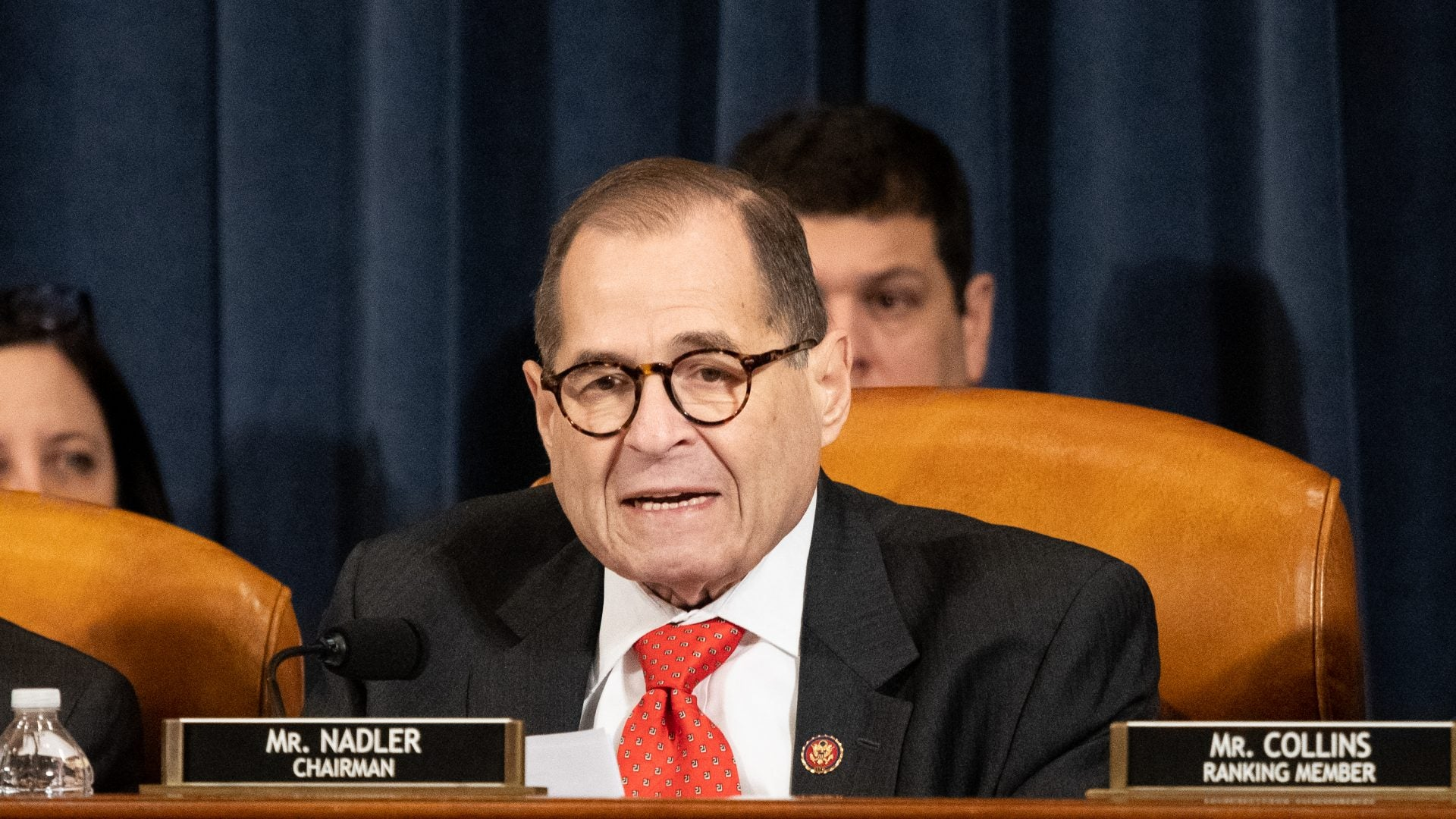 House Judiciary Committee Approves Both Articles of Impeachment Against Trump