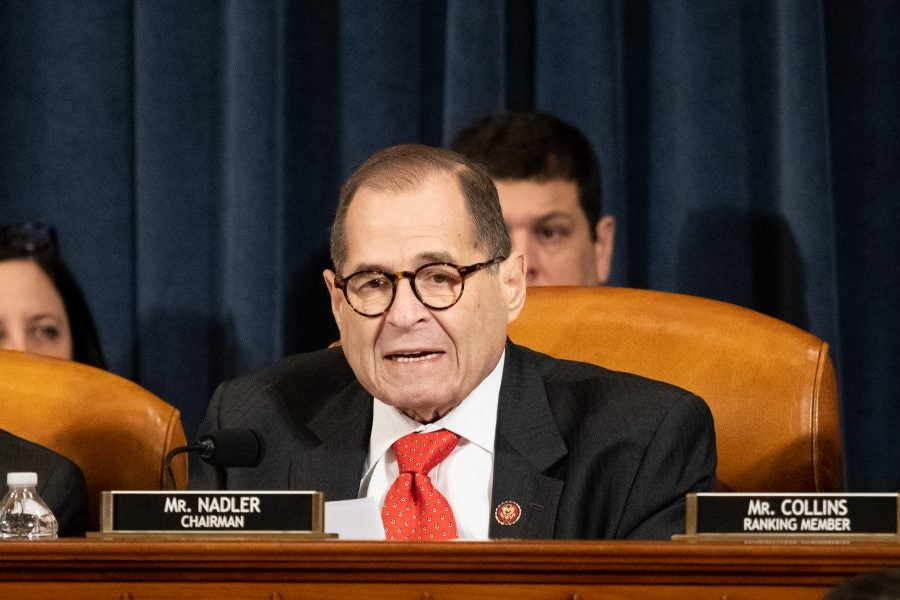 House Judiciary Committee To Vote On Impeachment Friday