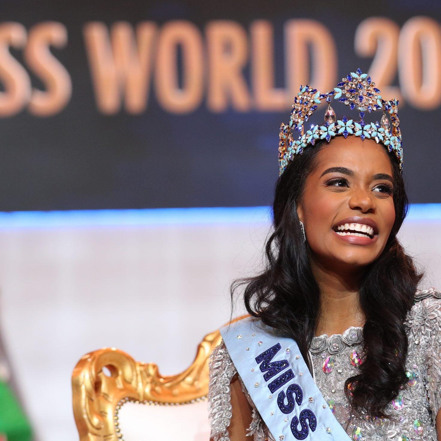 Miss Jamaica Wins Miss World 2019 Pageant!