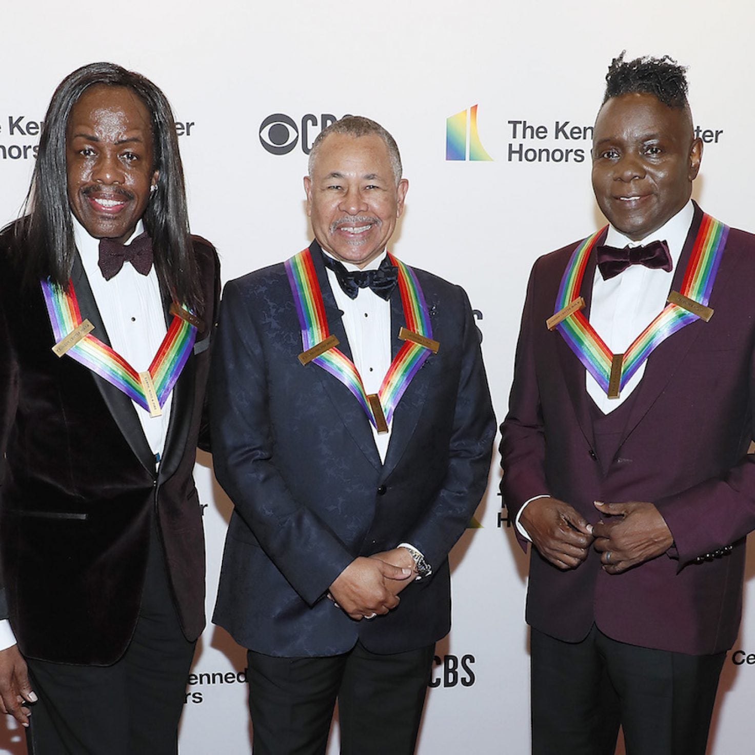 Earth, Wind & Fire Make History As First Black Group Inducted Into Kennedy Center Honors