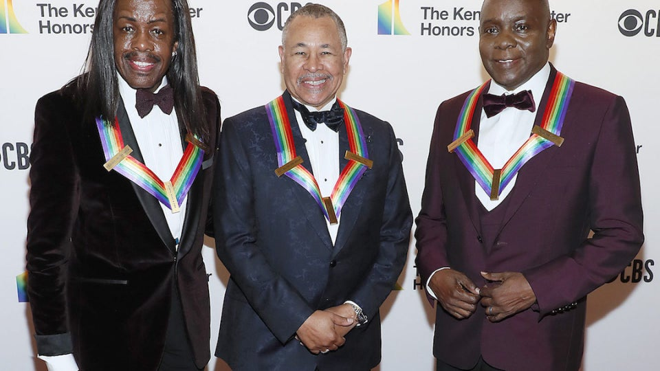 Earth, Wind & Fire Becomes First Black Group Inducted Into Kennedy Center Honors