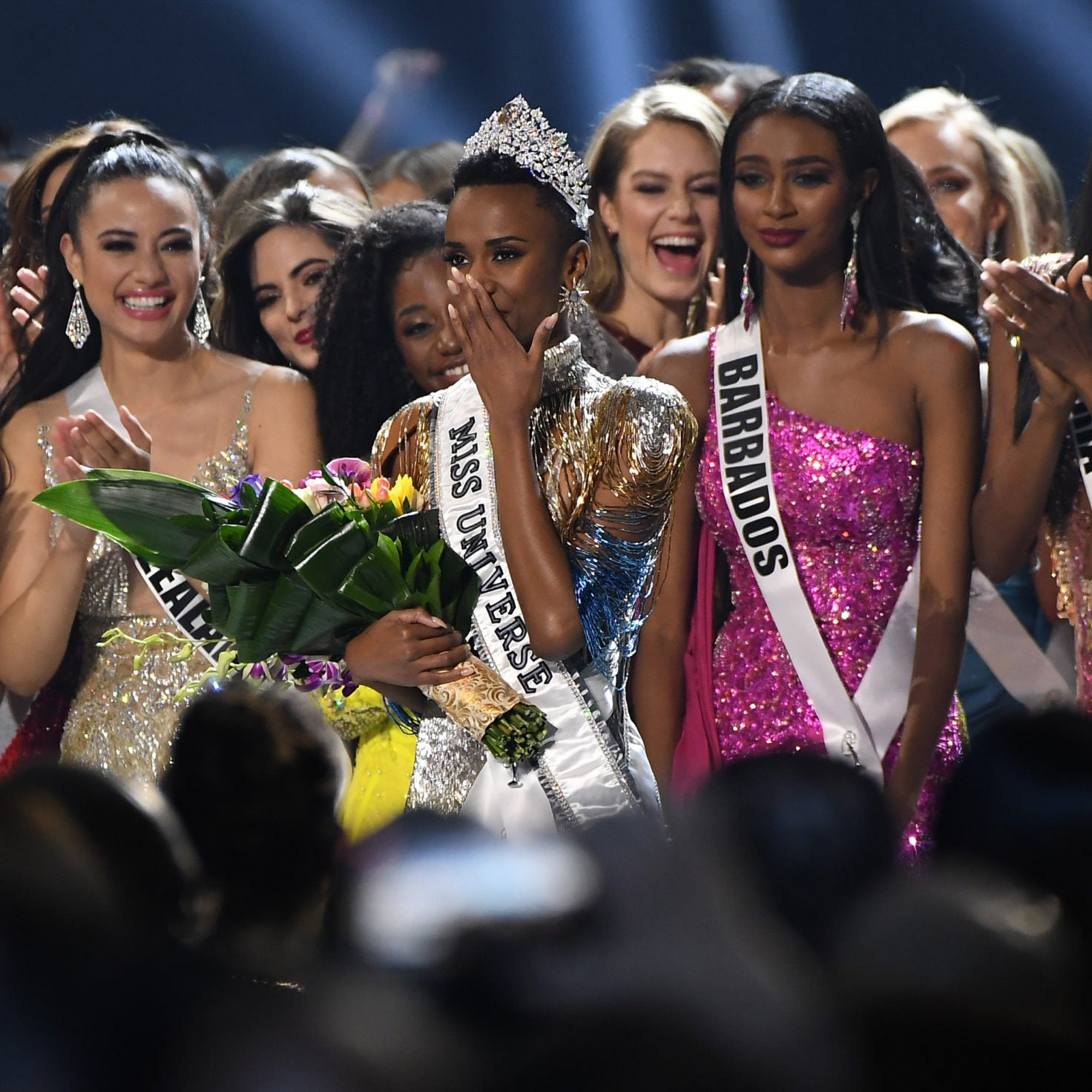 Miss South Africa Zozibini Tunzi Crowned Miss Universe 2019