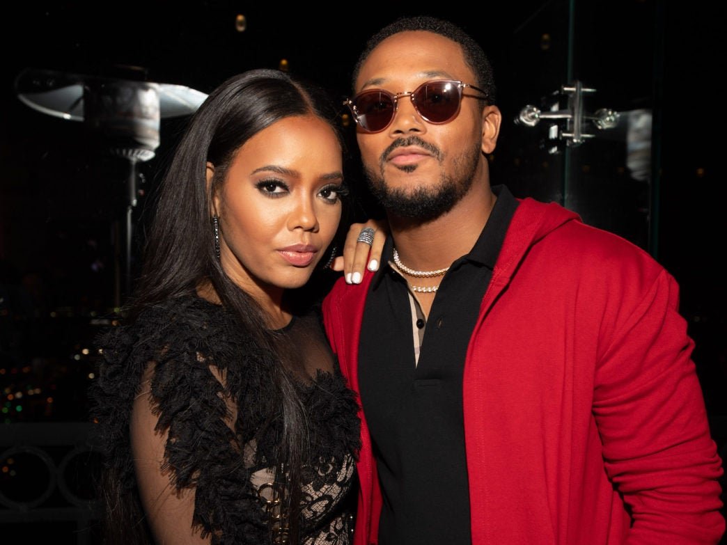 Does Angela Simmons Confront Romeo Miller?
