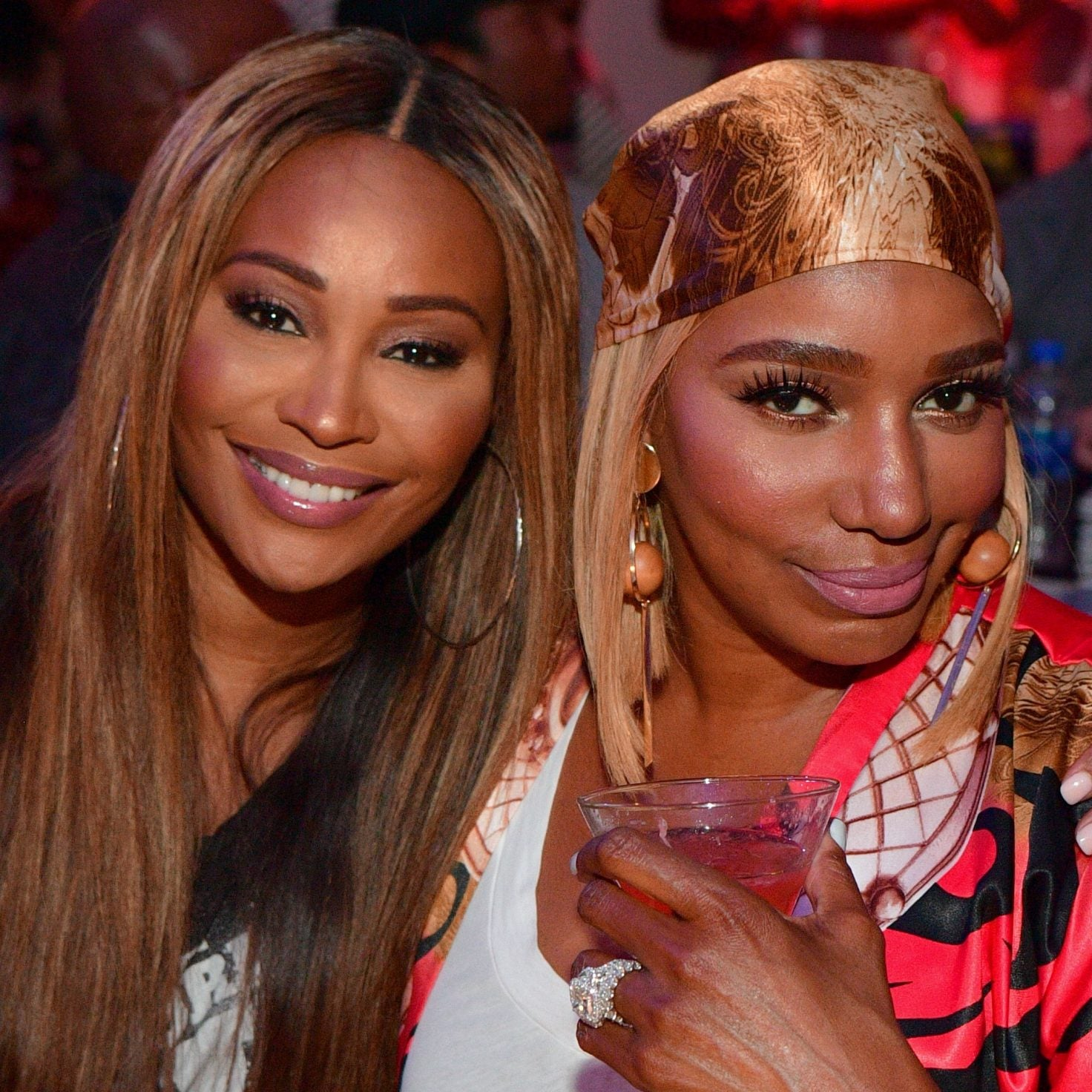 12 Photos That Make Us Miss Nene Leakes And Cynthia Bailey's Friendship