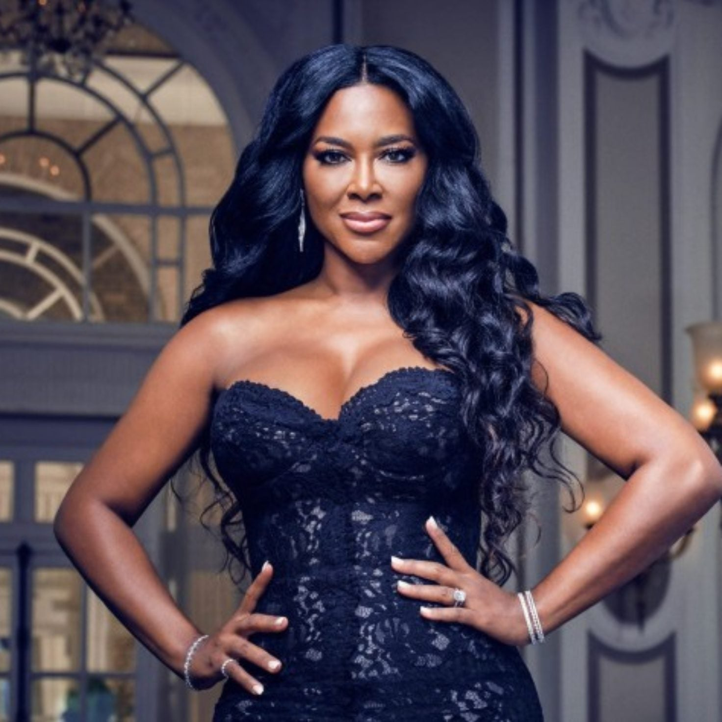 Kenya Moore Stresses The Message That Edges Matter On 'Real Housewives Of Atlanta'