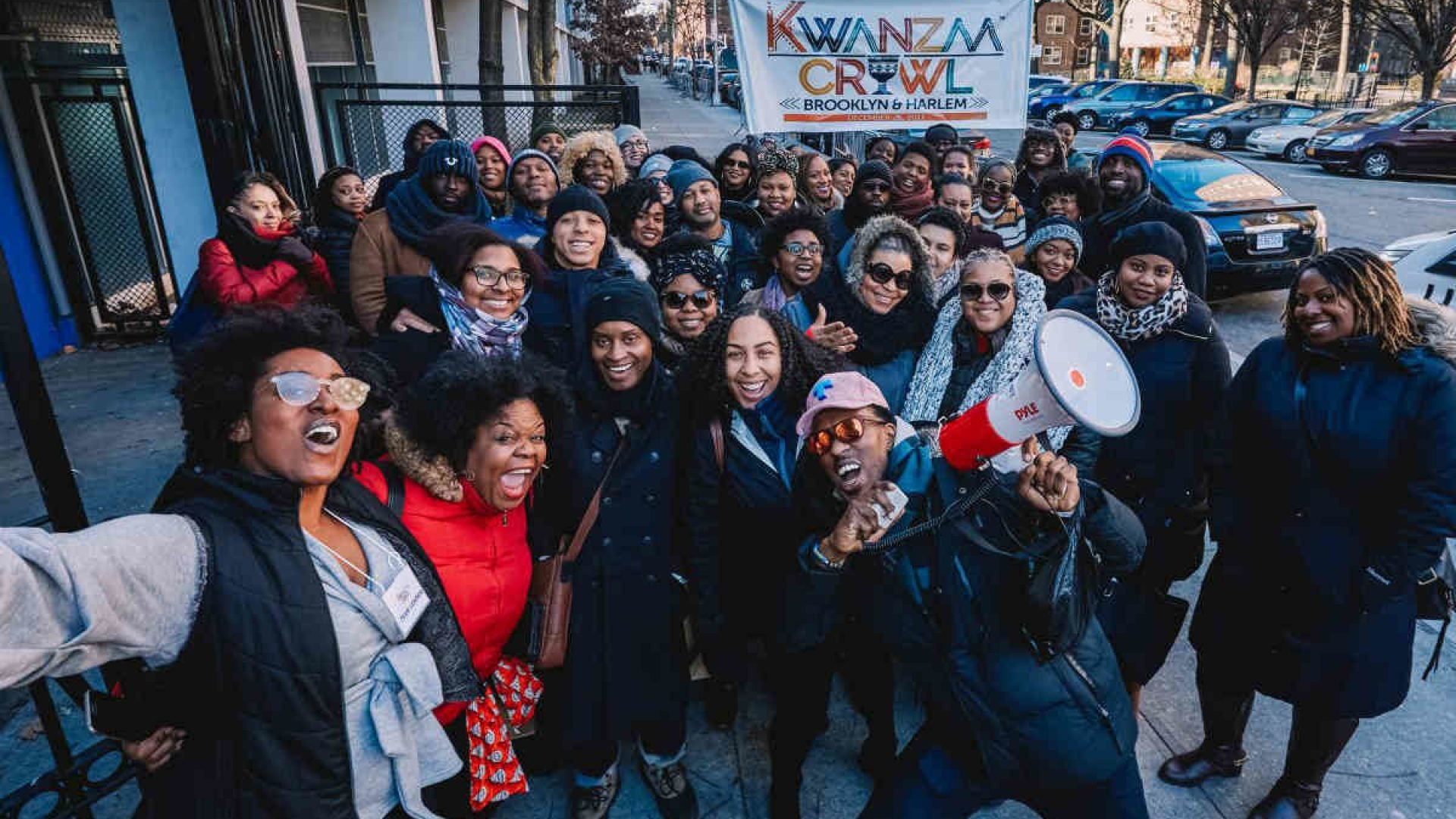 Party With A Purpose: Kwanzaa Crawl Returns For The 4th Year To Celebrate Our Black Economic Power