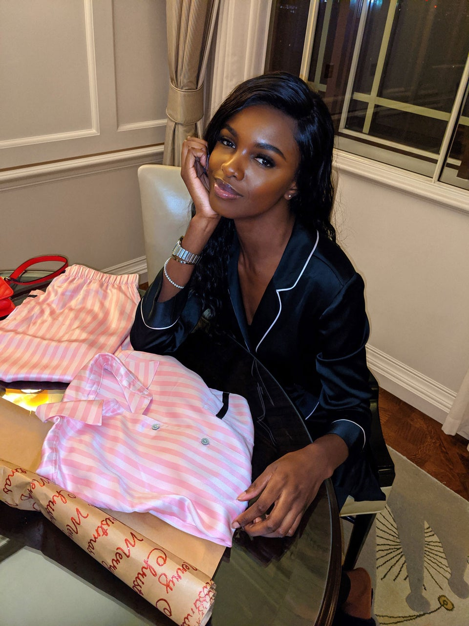 Leomie Anderson Shares Her Holiday Wish List