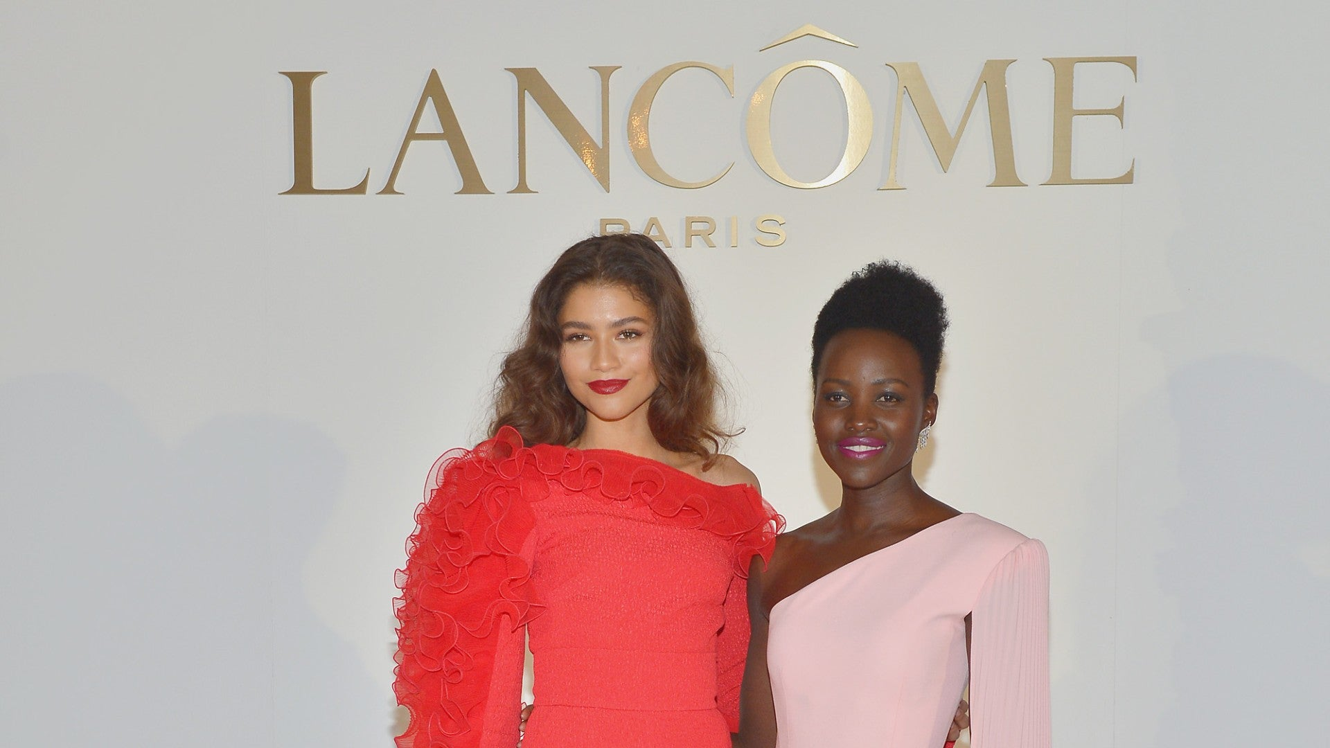 Lancôme Ad Featuring Zendaya and Lupita Just Won The Decade
