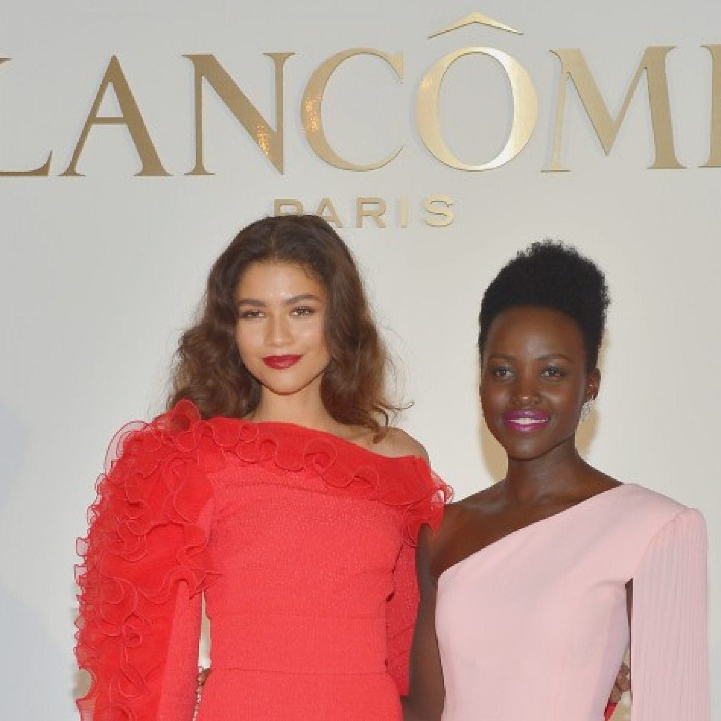 Lancôme Ad Featuring Zendaya and Lupita Hailed As Fan Favorite For The Decade