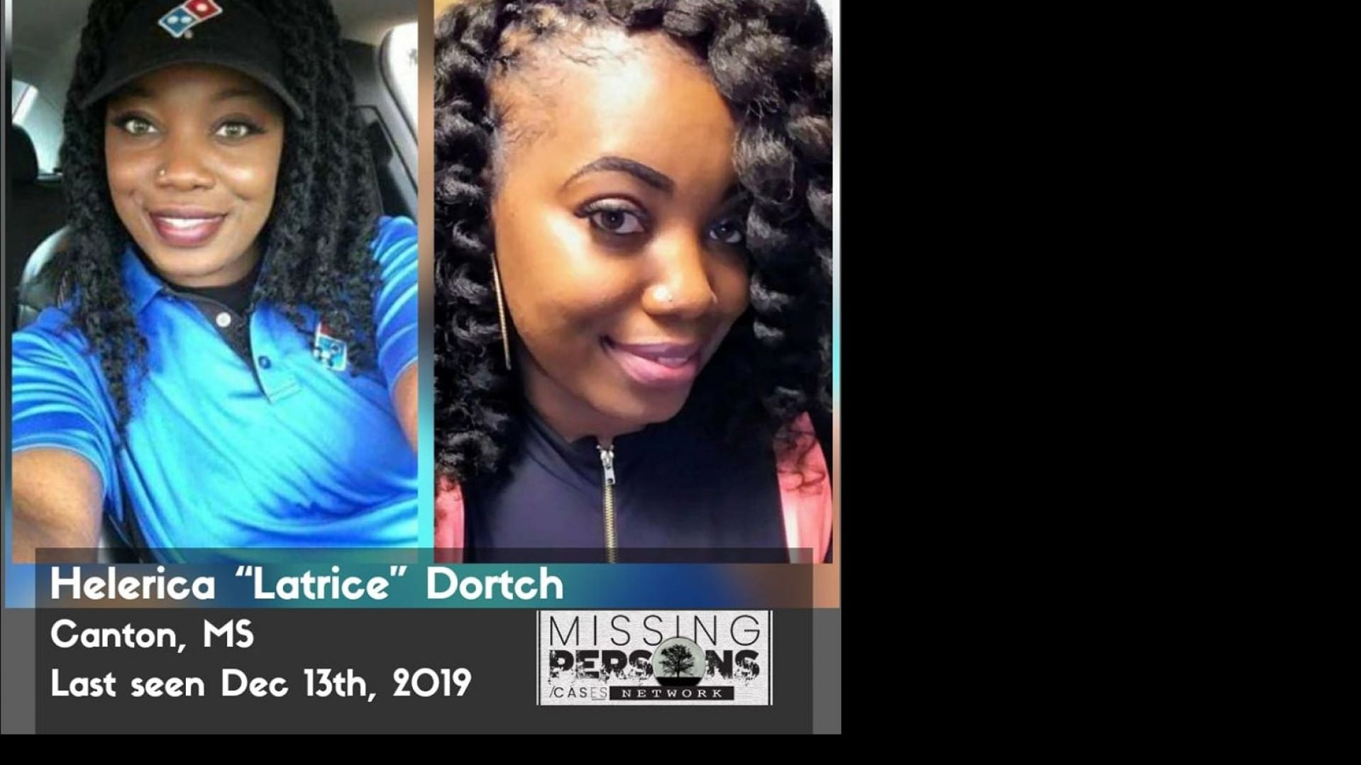 Helerica 'Latrice' Dortch: Missing Domino's Driver Found Dead