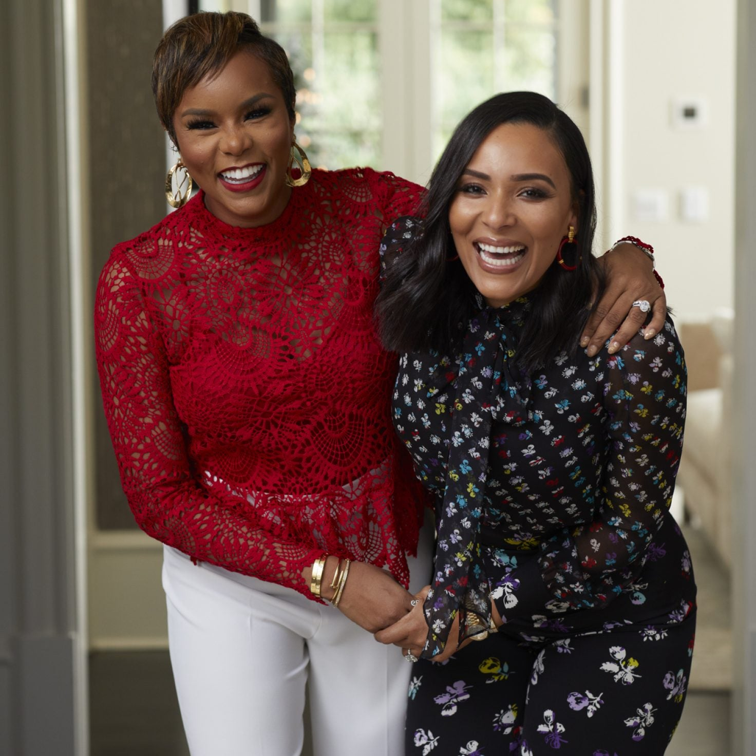 Eudoxie Bridges, LeToya Luckett and Keri Hilson Talk Lessons in Love and Friendship