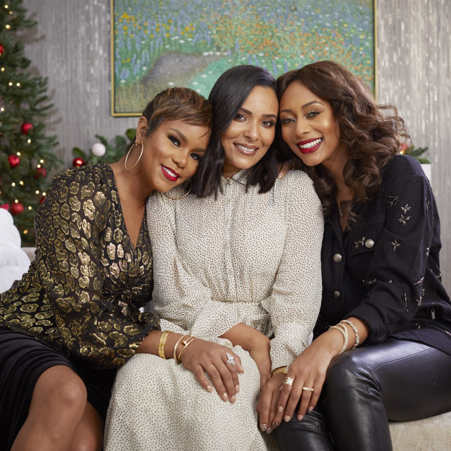 Watch Now: Keri Hilson, LeToya Luckett & Eudoxie Bridges Pen Heartfelt Letters About Their Friendship