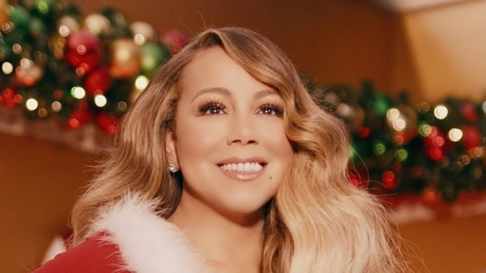 Mariah Carey's New Video For 'All I Want For Christmas Is You' Is Magical!