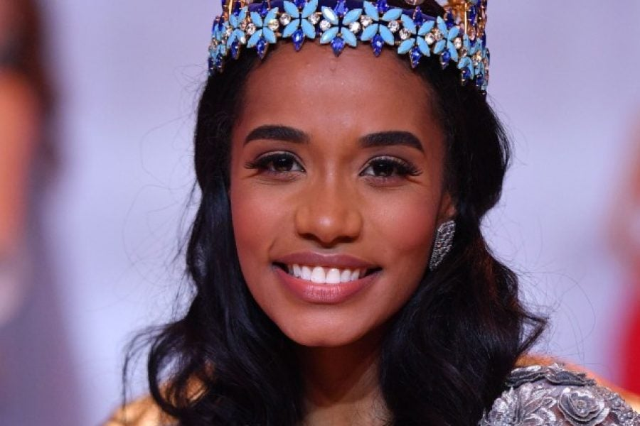 12 Notable Beauty Moments From Miss World Toni-Ann Singh