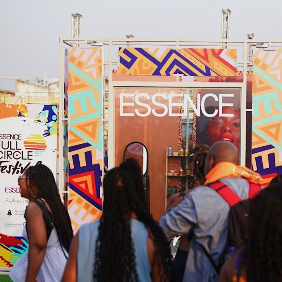 The First-Ever ESSENCE Full Circle Festival Kicks Off In Ghana To Close Out 2019