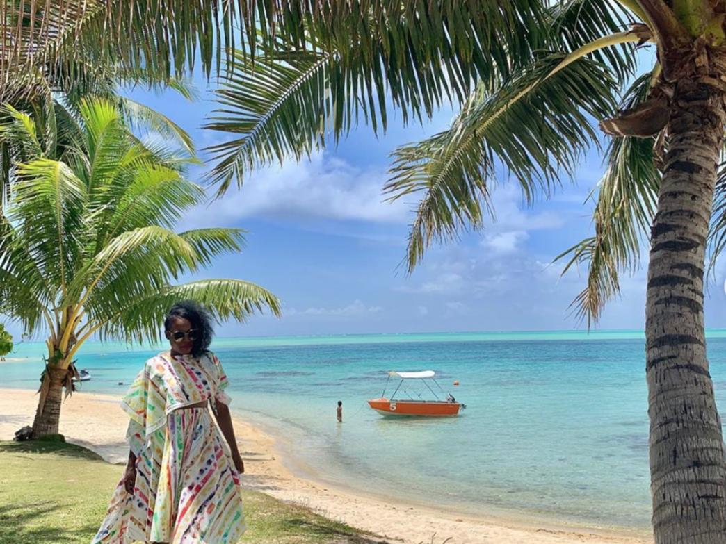 Black Travel Vibes: Find Your Paradise In Bora Bora