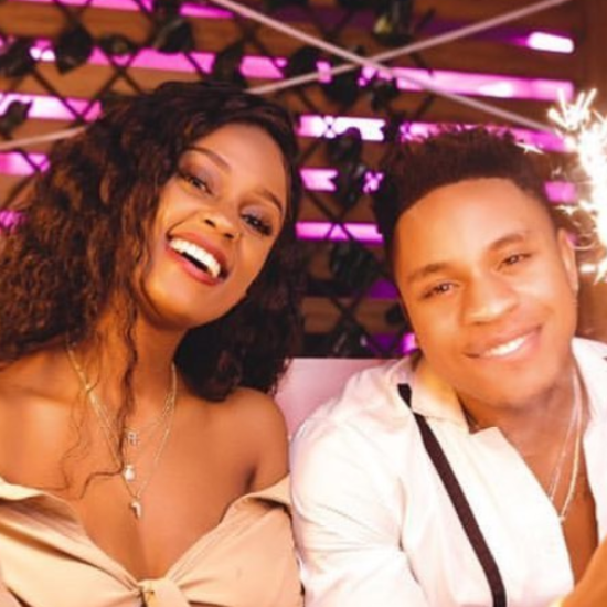 Rotimi May Have Found His 'Future Mrs. Butterscotch' In Singer Vanessa Mdee