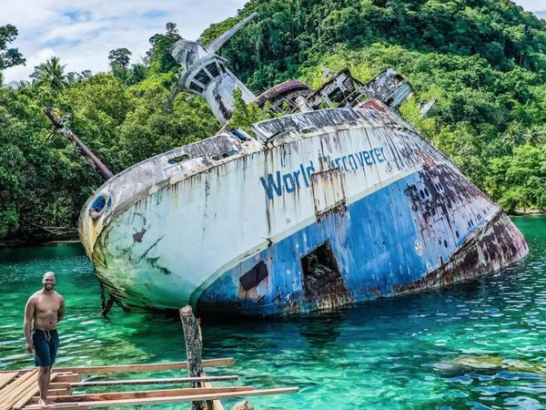 Black Travel Vibes: Discover Sunken Treasures In The Solomon Islands