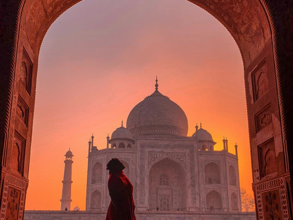 15 Times Travelers Fell For The Magic Of India