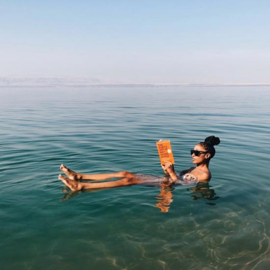 Black Travel Vibes: Let Your Cares Float Away In Jordan