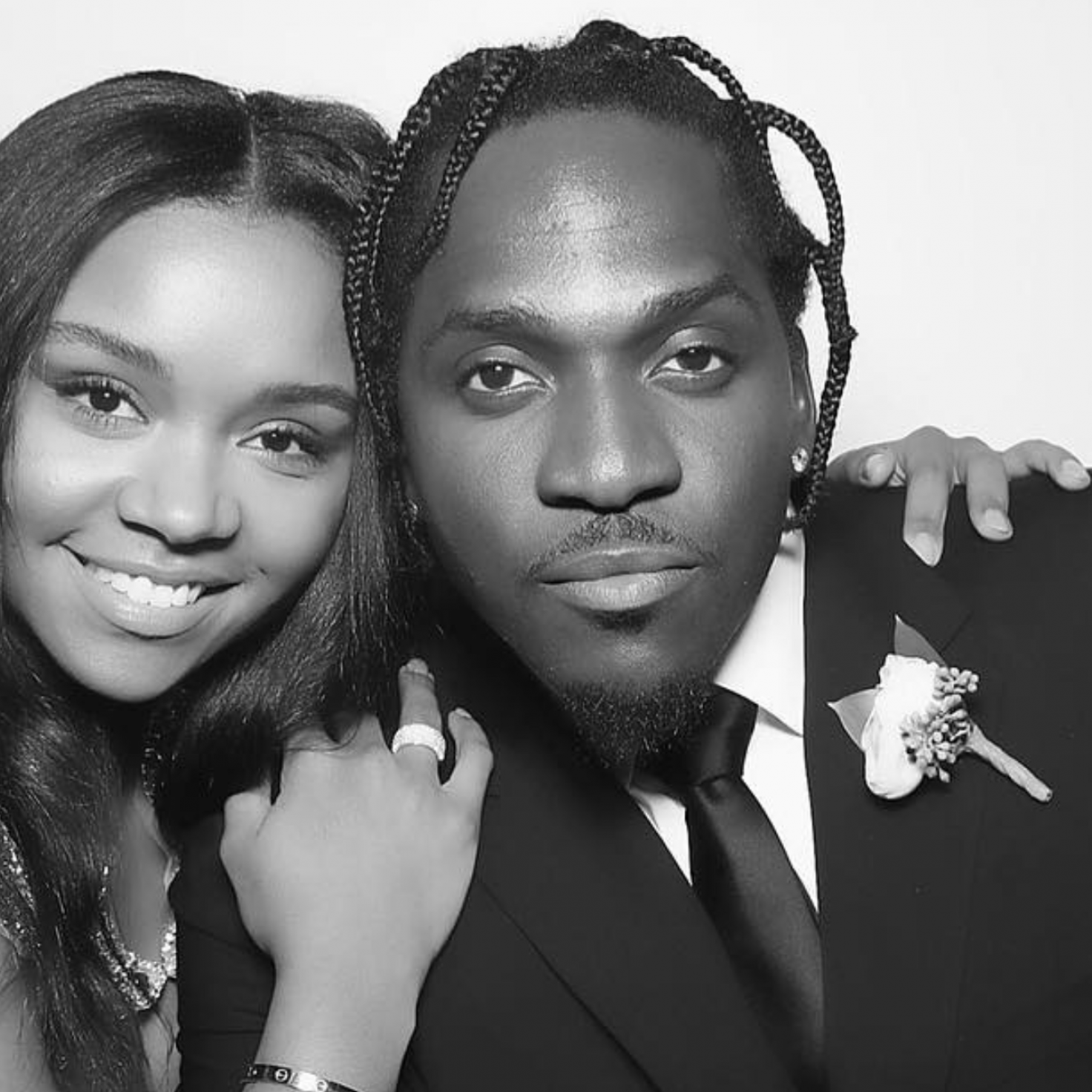 Pusha T and His Wife, Virginia Williams, Are Expecting Their First Child!