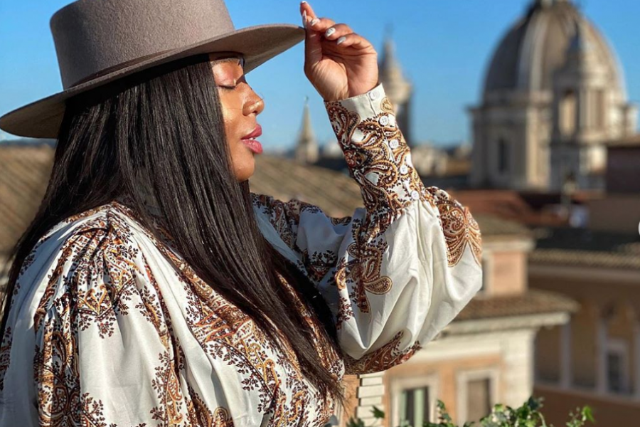 Black Travel Vibes: Bask In The Eternal Sun Of Rome
