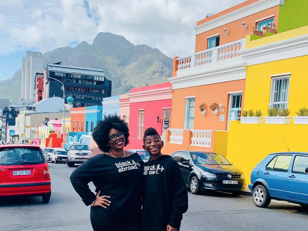 Black Travel Vibes: This Mother-Son Trip To South Africa Will Make You Smile
