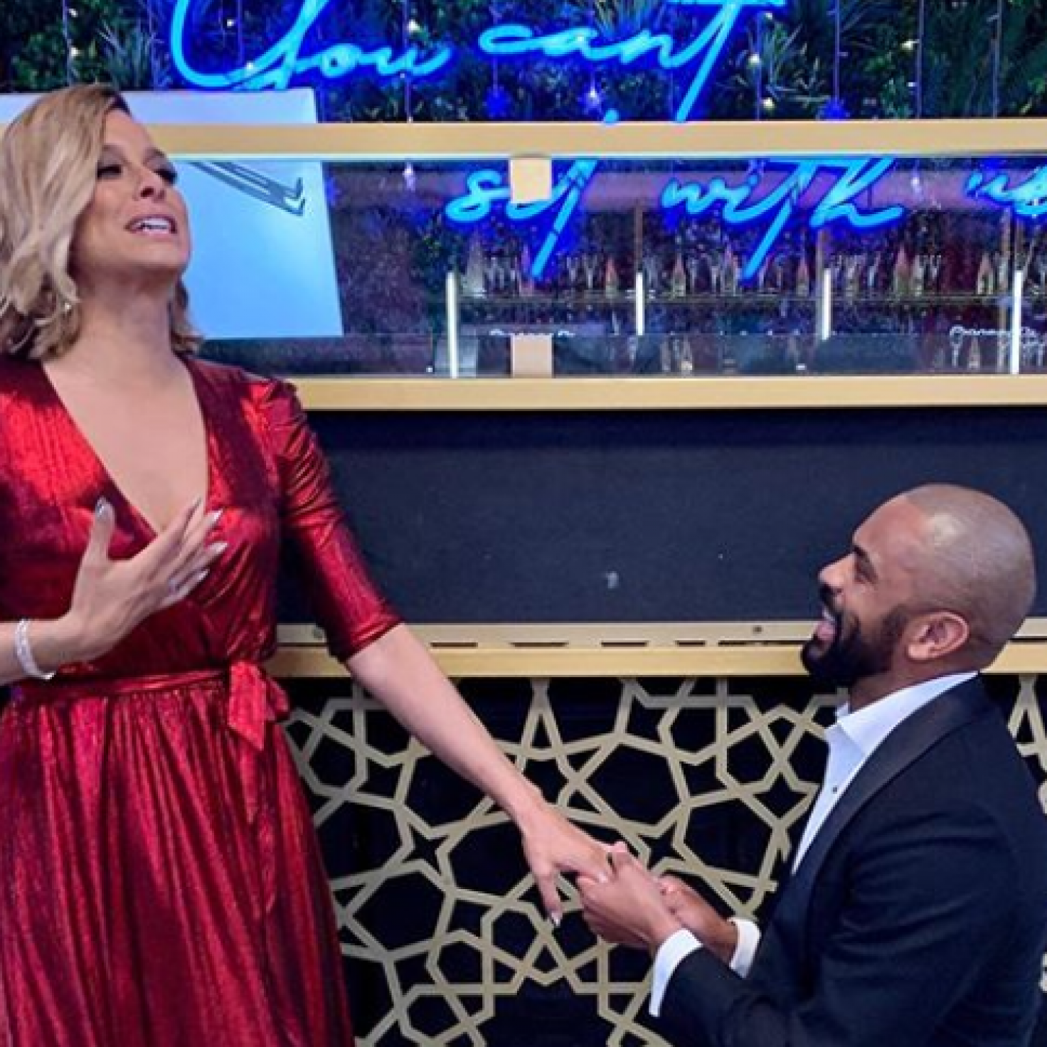 'Real Housewives Of Potomac' Star Robyn Dixon Gets Emotional As Ex-Husband Juan Proposes A Second Time