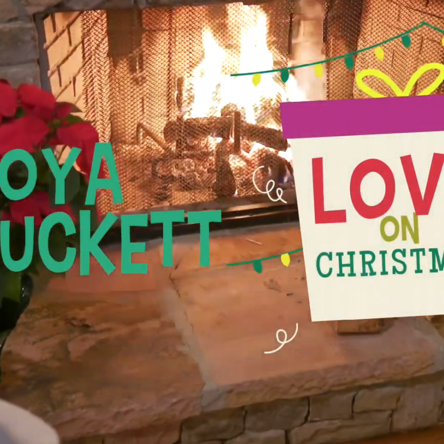 Exclusive: LeToya Luckett Only Needs One Thing In New 'Love On Christmas' Video