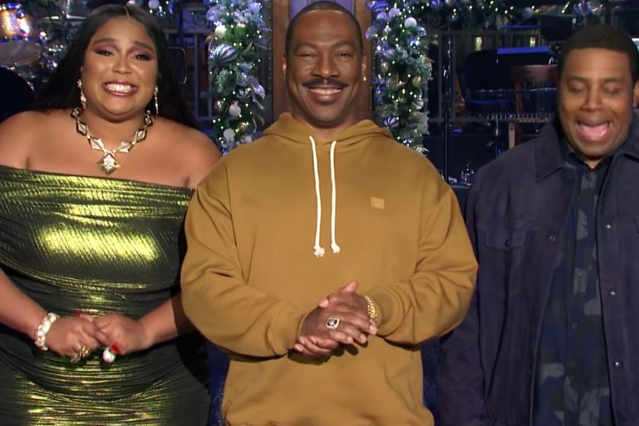 Lizzo Is Hilarious In New 'Saturday Night Live' Promos With Eddie ...