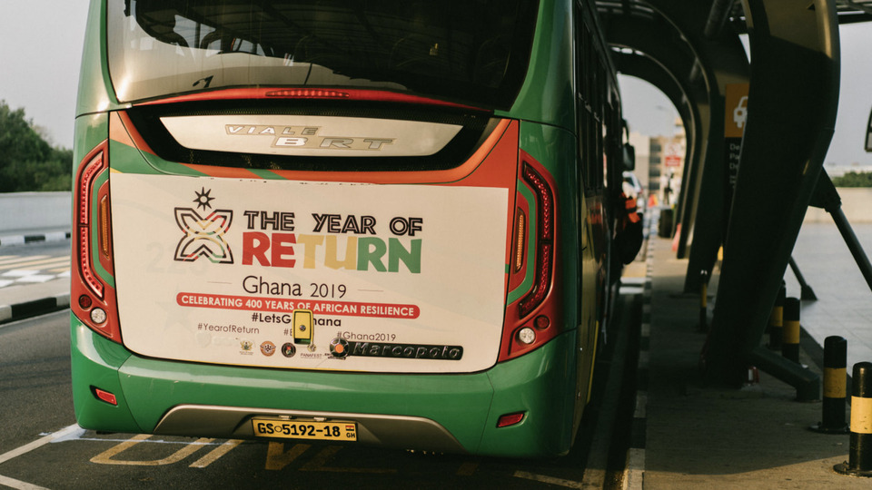 Twitter Blackbirds Is Curating A #YearOfReturn Experience Online For Those Who Can't Make It To Ghana