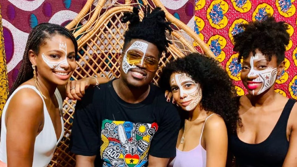 Afrochella 2019 Was Full Of Must-See Body Art