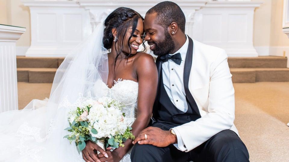 Bridal Bliss: Tolu and Lekan's Garden Chic Wedding