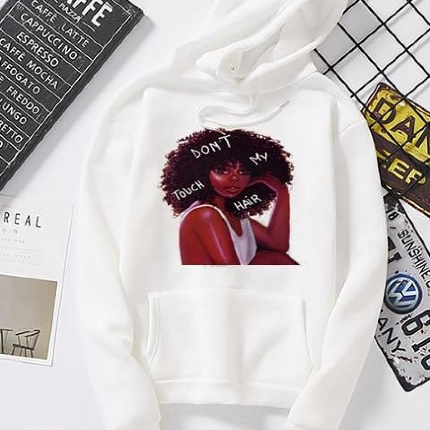 Forget Ugly Christmas Sweaters, Try These Sweatshirts That Celebrate Black Beauty