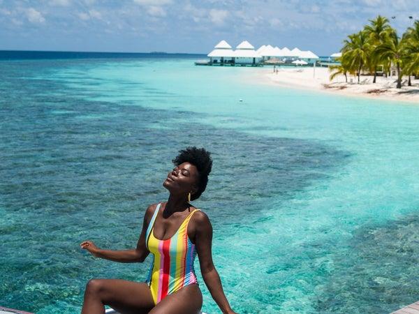 Black Travel Vibes: Take A Solo Escape To The Maldives