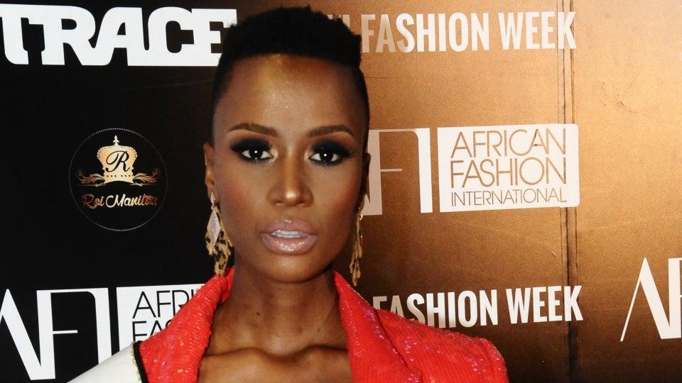 10 Times Miss Universe Zozibini Tunzi Was Beauty Goals