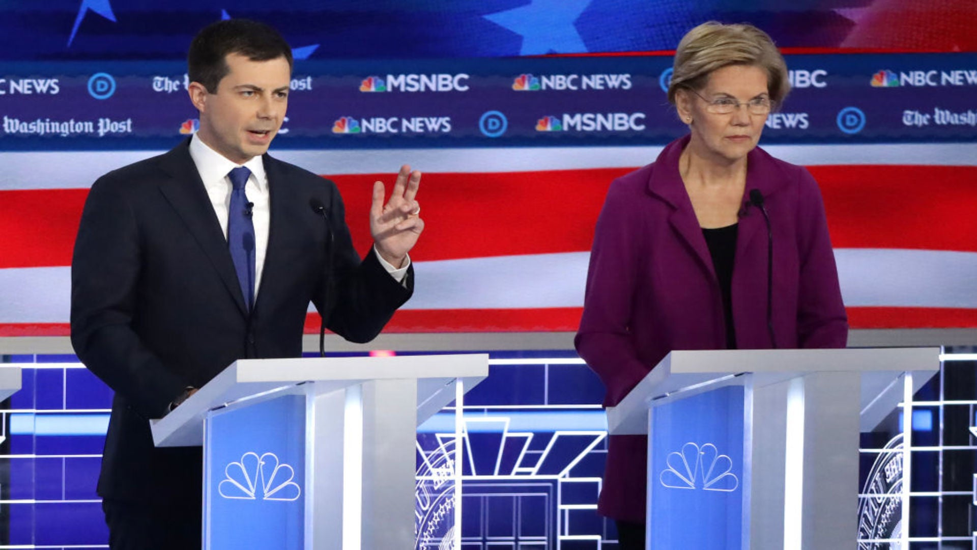 War Of The Capitalists: Elizabeth Warren Earned Nearly $2 Million For Past Private Legal Work; Buttigieg Tells Shady Consulting Firm To Release His Client List