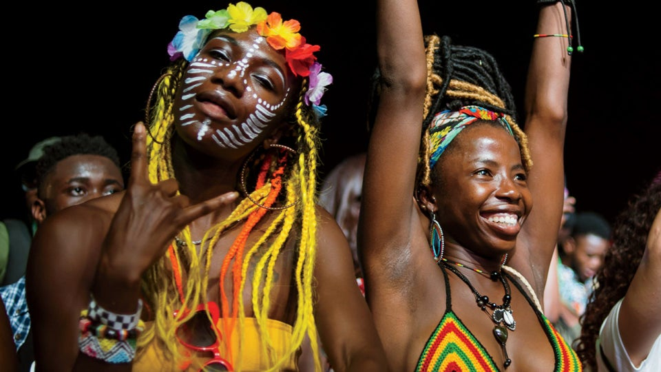 Afrochella Is Ghana's Ultimate Party With A Purpose