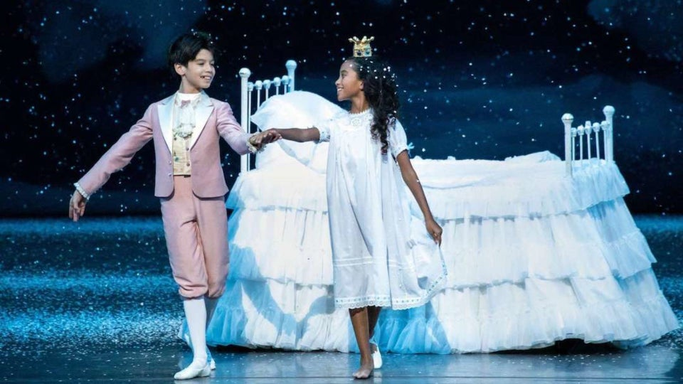 Charlotte Nebres Is The First Black Marie In New York City Ballet's 'Nutcracker'