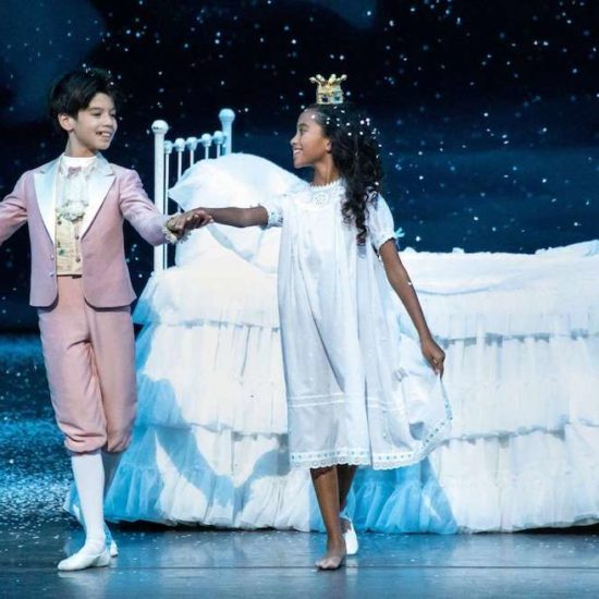 11-Year-Old Charlotte Nebres Is The First Black Marie In New York City Ballet's 'Nutcracker'