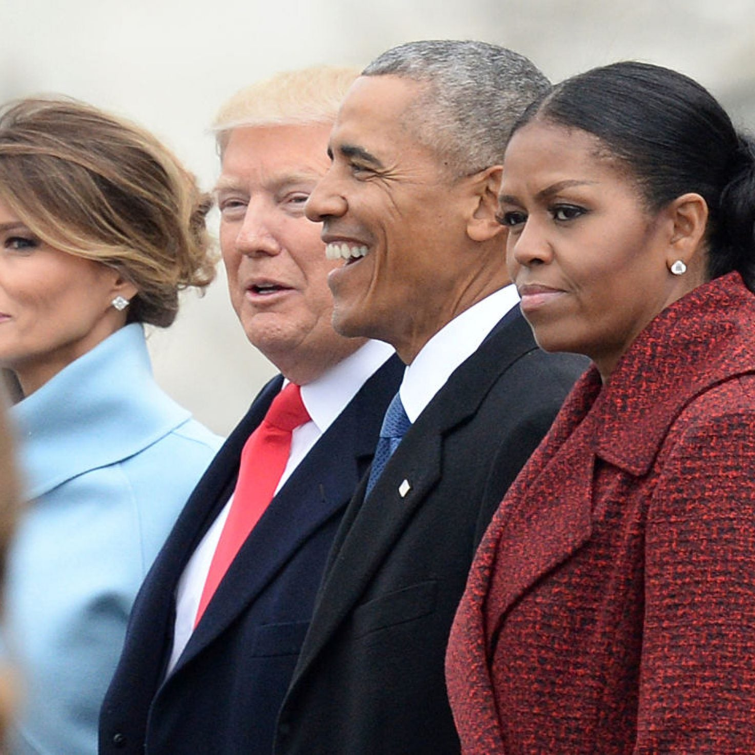Obama, Trump Tie For U.S. Citizens' Most Admired Man