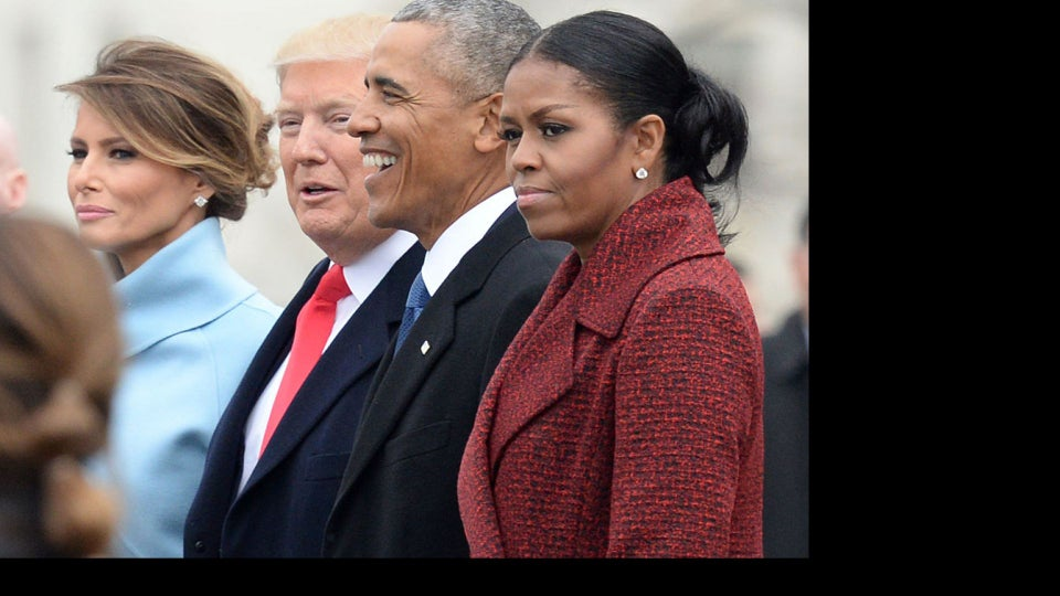 Obama, Trump Tie For U.S. Citizens' Most Admired Man