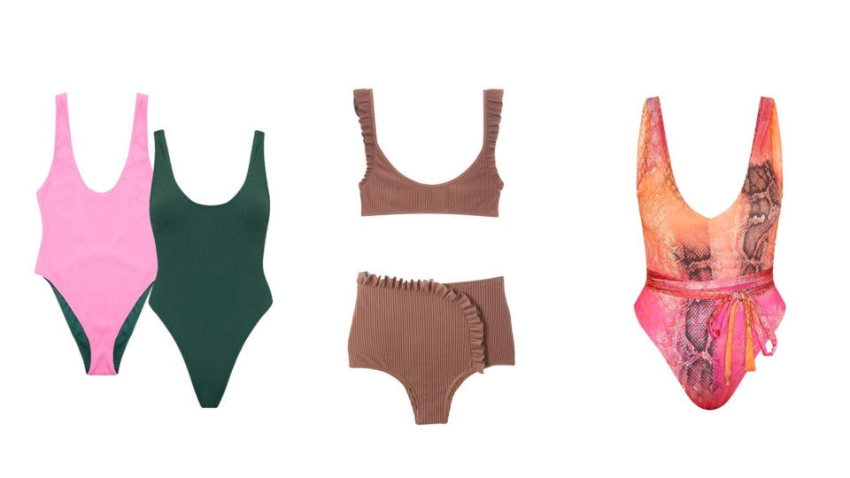 Shop These Swimsuits Perfect For Your Next Vacation