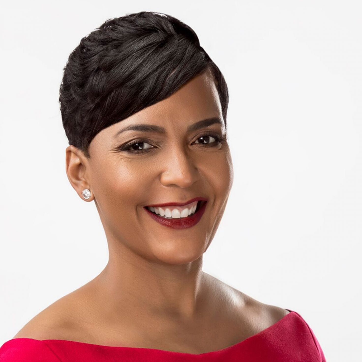 Atlanta Mayor Keisha Lance Bottoms Receives Racist Text Calling Her N-Word