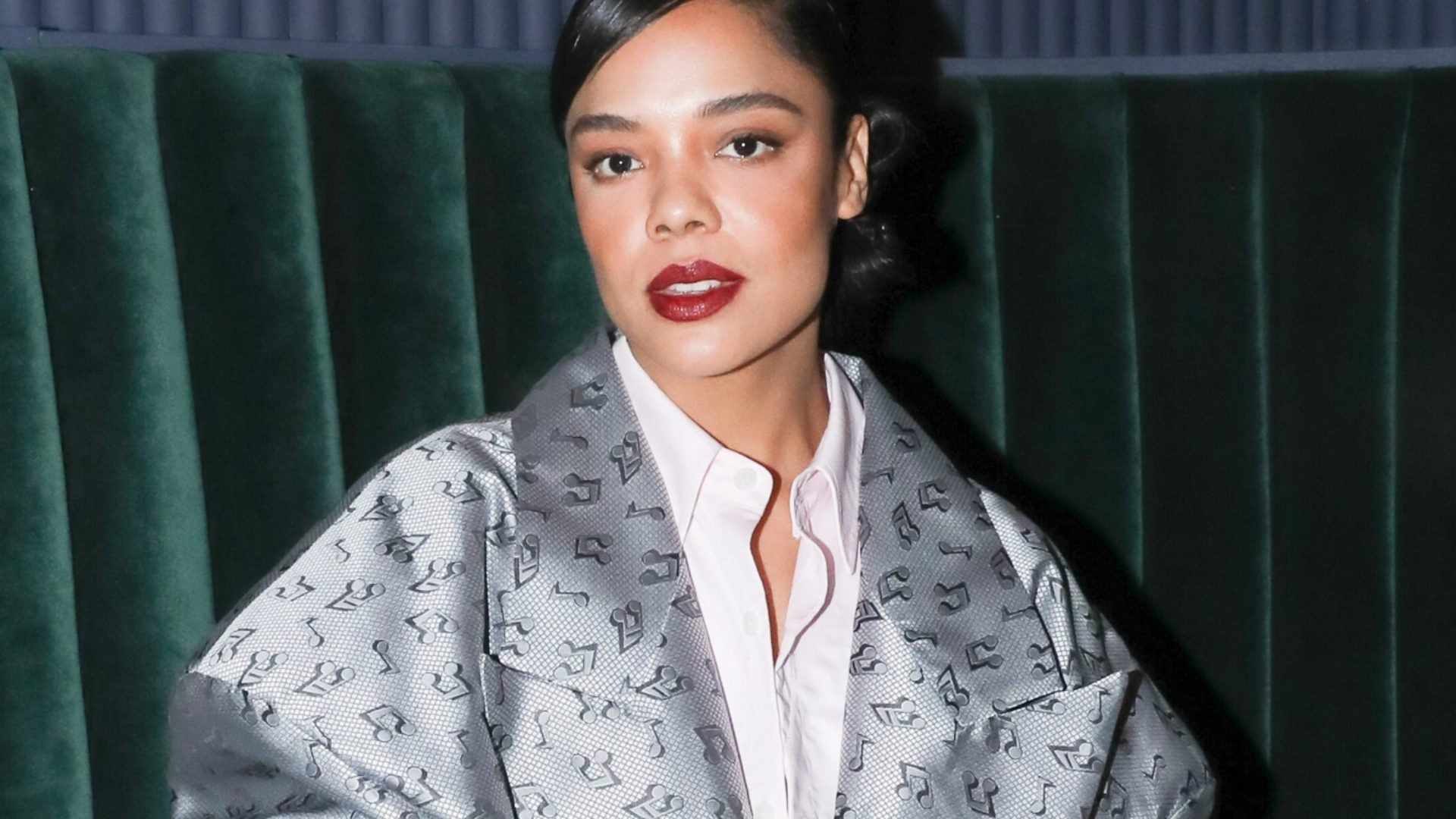 Tessa Thompson Talks Style And Supporting Small Businesses