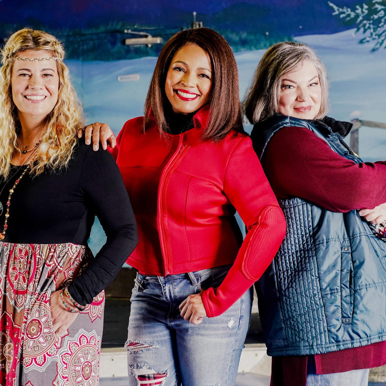 Kim Fields Explains Why She Tapped 'Facts Of Life' Co-Stars For New Christmas Movie