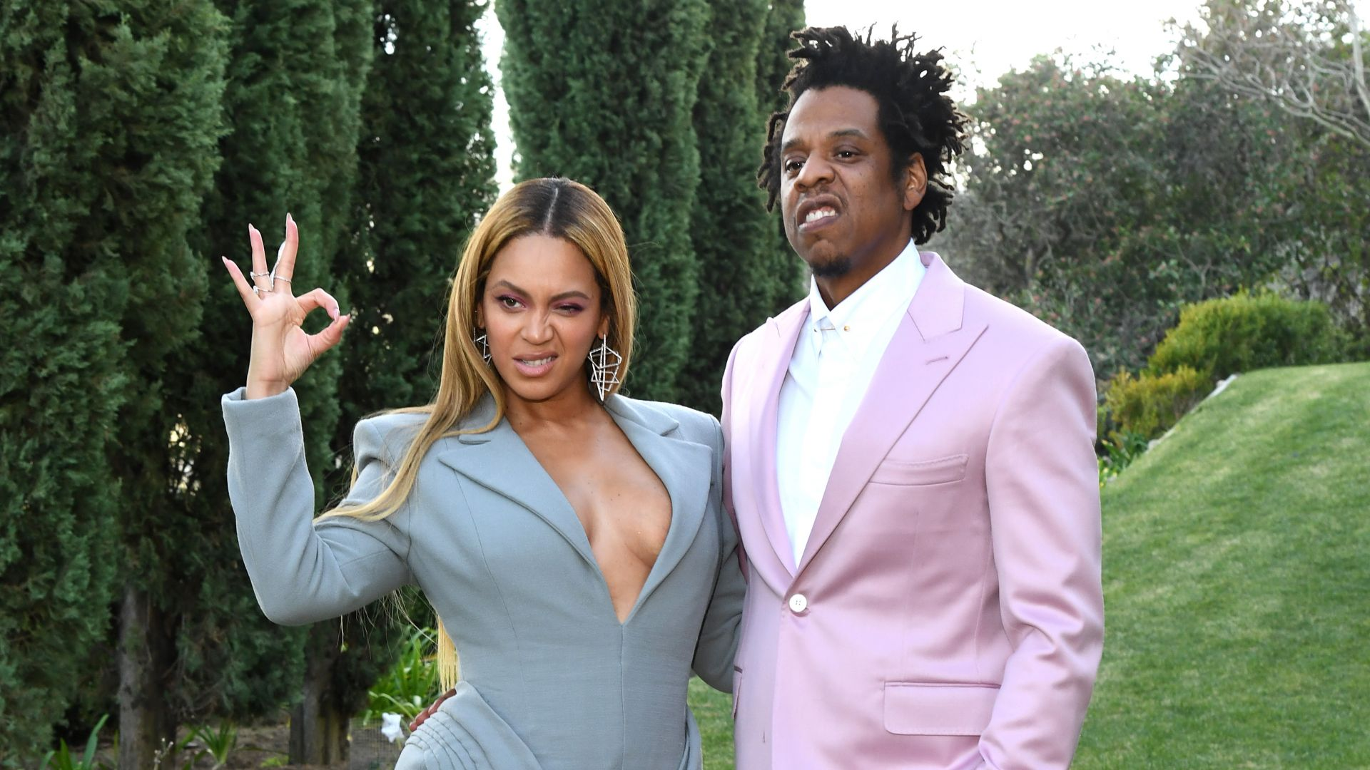 Here's Every Important Picture From The Roc Nation Brunch 2020