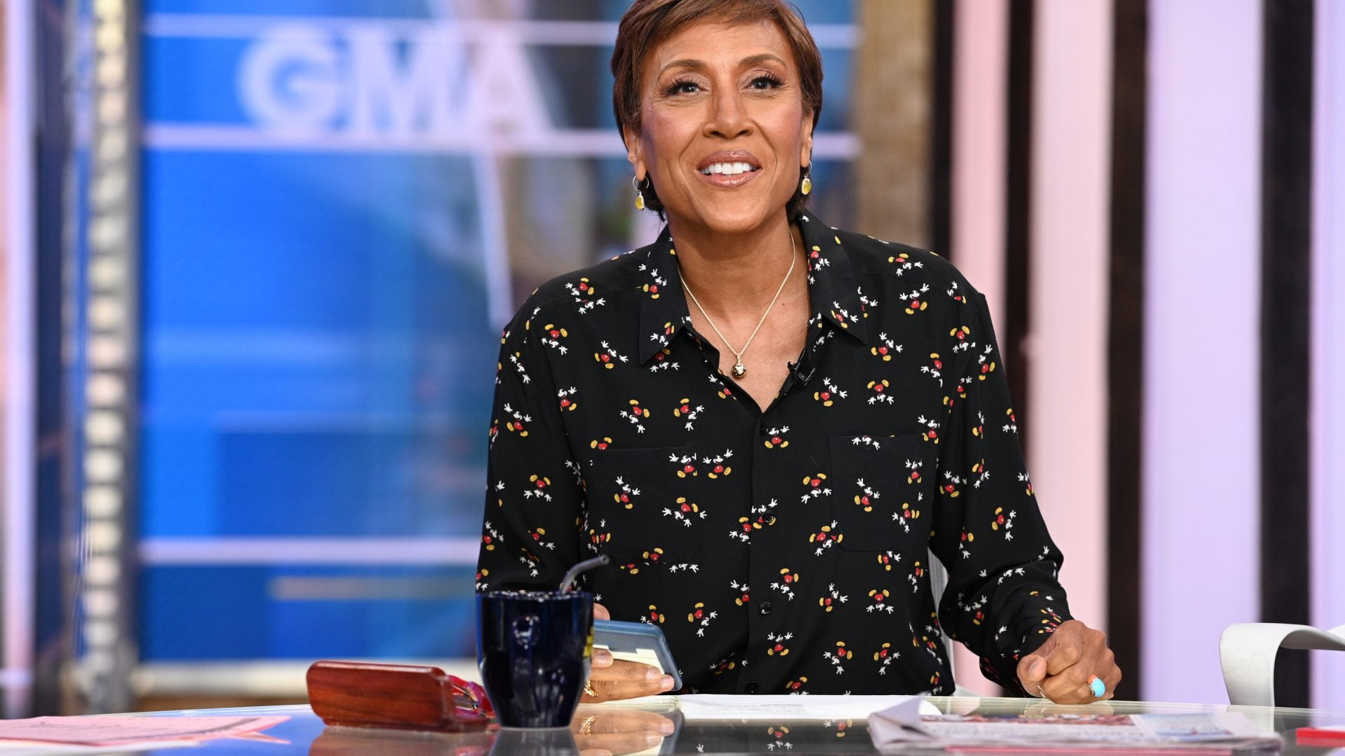 Robin Roberts Celebrates 30 Years At Disney