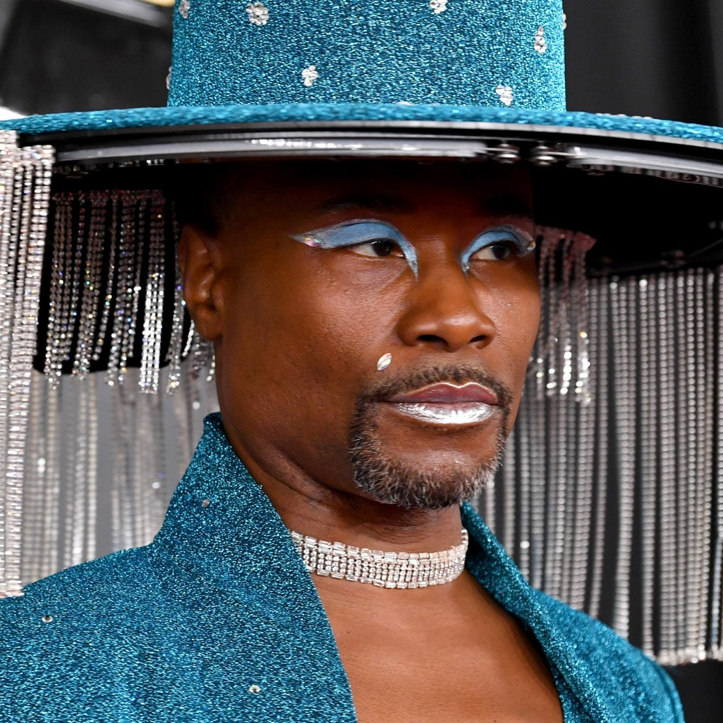 Billy Porter Is A Disco Dream At Tonight's Grammy Awards