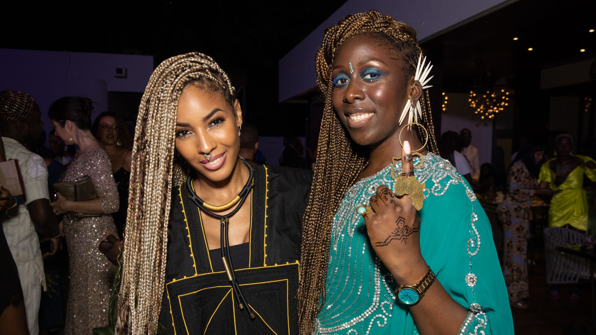 Style Tribes: The Head-To-Toe Slayage In Ghana During The ESSENCE Full Circle Festival Was Second To None